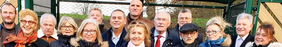Equipe municipale de mars 2020